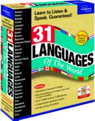 31 Languages of the World  box