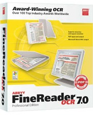 FineReader 7 Professional Edition