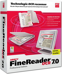 FineReader 7 Professional Upgrade