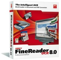 FineReader 8 Professional Edition