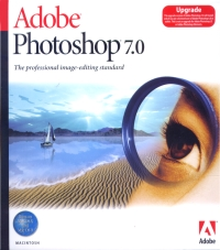 Photoshop 7.0 upgrade for MAC box
