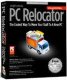 PC Relocator Ultra Control box