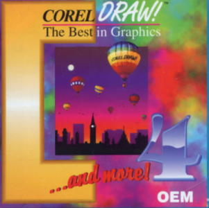 Corel Draw 4