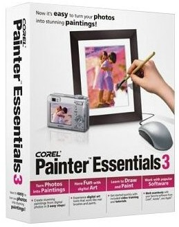 Painter Essentials 3 box