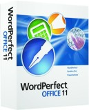 WordPerfect Office 11 box