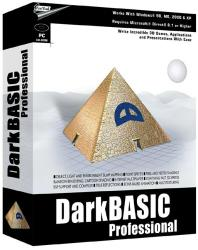 DarkBASIC Professional box
