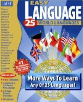 IMSI Easy Language 25 language edition box