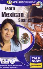 Talk Now! Learn Mexican Spanish