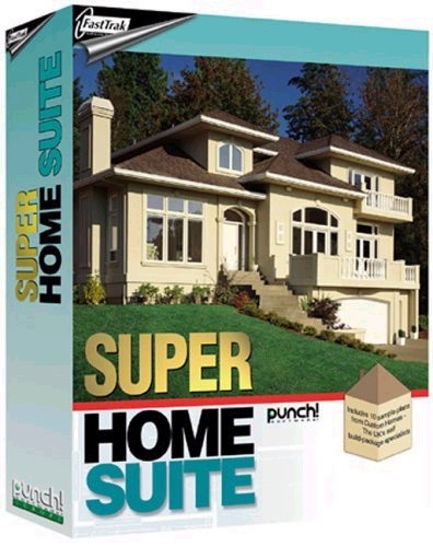 Punch Super Home Design Suite box