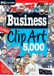 Business Clip Art 5,000