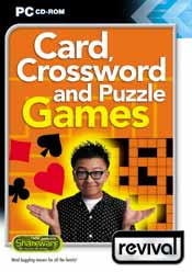 Card, Crossword and Puzzle Games