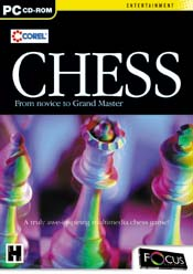 Corel Chess box