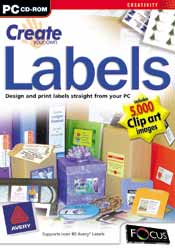 Create Your Own Labels box