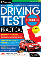 Driving Test Success Practical box