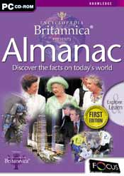 Encyclopedia Britannica Presents Almanac