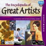 Encyclopedia of Great Artists box