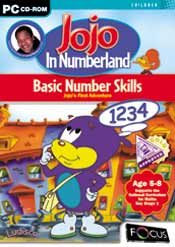 Jojo in Numberland Basic Number Skills box