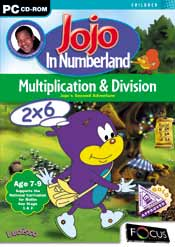 Jojo in Numberland Multiplication and Division