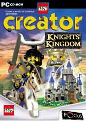 LEGO Creator: knights kingdom box