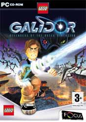 LEGO Galidor: Defenders of the Outer Dimension