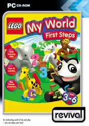 LEGO My World - First Steps box