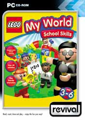 LEGO My World - School Skills