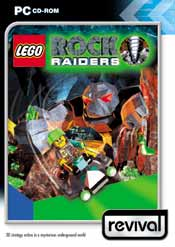 LEGO Rock Raiders box