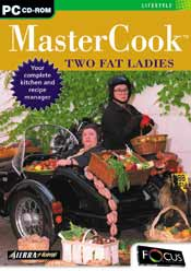 Mastercook - Two Fat Ladies box