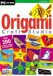 Origami Craft Studio box