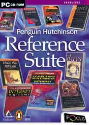 Penguin Hutchinson Reference Suite box