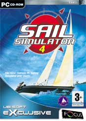 Sail Simulator 4 box