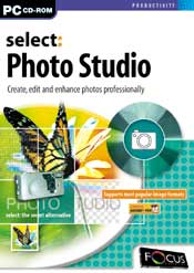 Select:Photo Studio box