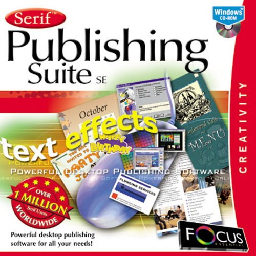 Serif Publishing Suite box