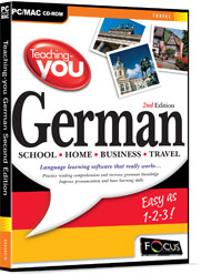 Teaching-you German 2nd Edition