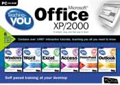 Teaching-you Microsoft Office XP/2000