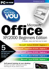 Teaching-you Microsoft Office XP/2000-Beginners Edition