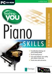 Teaching-you Piano Skills