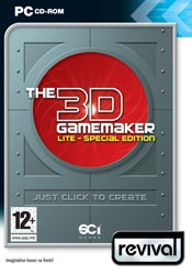 The 3D Gamemaker Lite - Special Edition