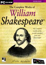 Complete Works of William Shakespeare box
