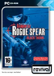 Tom Clancy's Rainbow Six Rogue Spear:Black Thorn