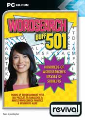 Wordsearch Buff 501