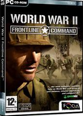 World War II Frontline Command box