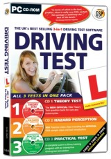 All 3 Tests-In-One Driving Test 2006 box