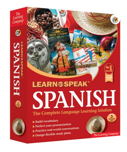 Learn to Speak Spanish box