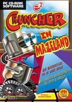 Cruncher in Mazeland box