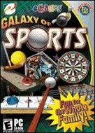 Galaxy of Sports - eGame box