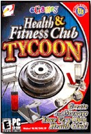 Health and Fitness Tycoon eGame box