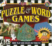 Puzzle and Word Games eGame box