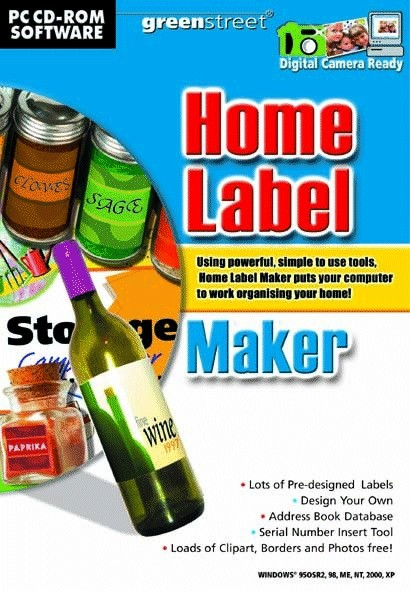 Home Label Maker