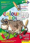 Junior Colouring Book